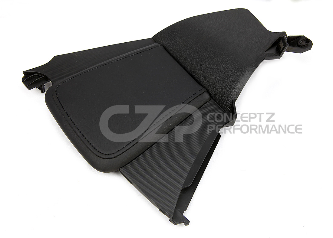 Nissan OEM 68135-CD80A Center Console Knee Pad, LH - Nissan 350Z 03-05 Z33