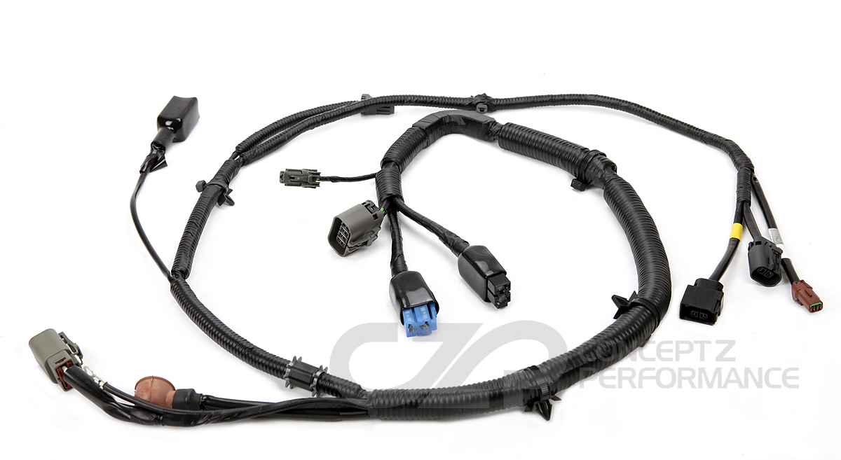 300zx alternator harness to transmission