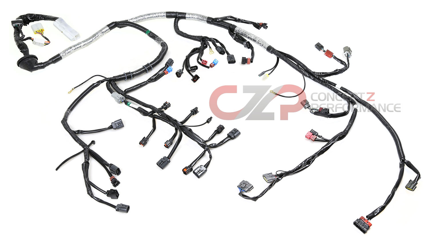 main wiring specialties efi engine wiring harness w quick disconnect 2004 Nissan Maxima at crackthecode.co