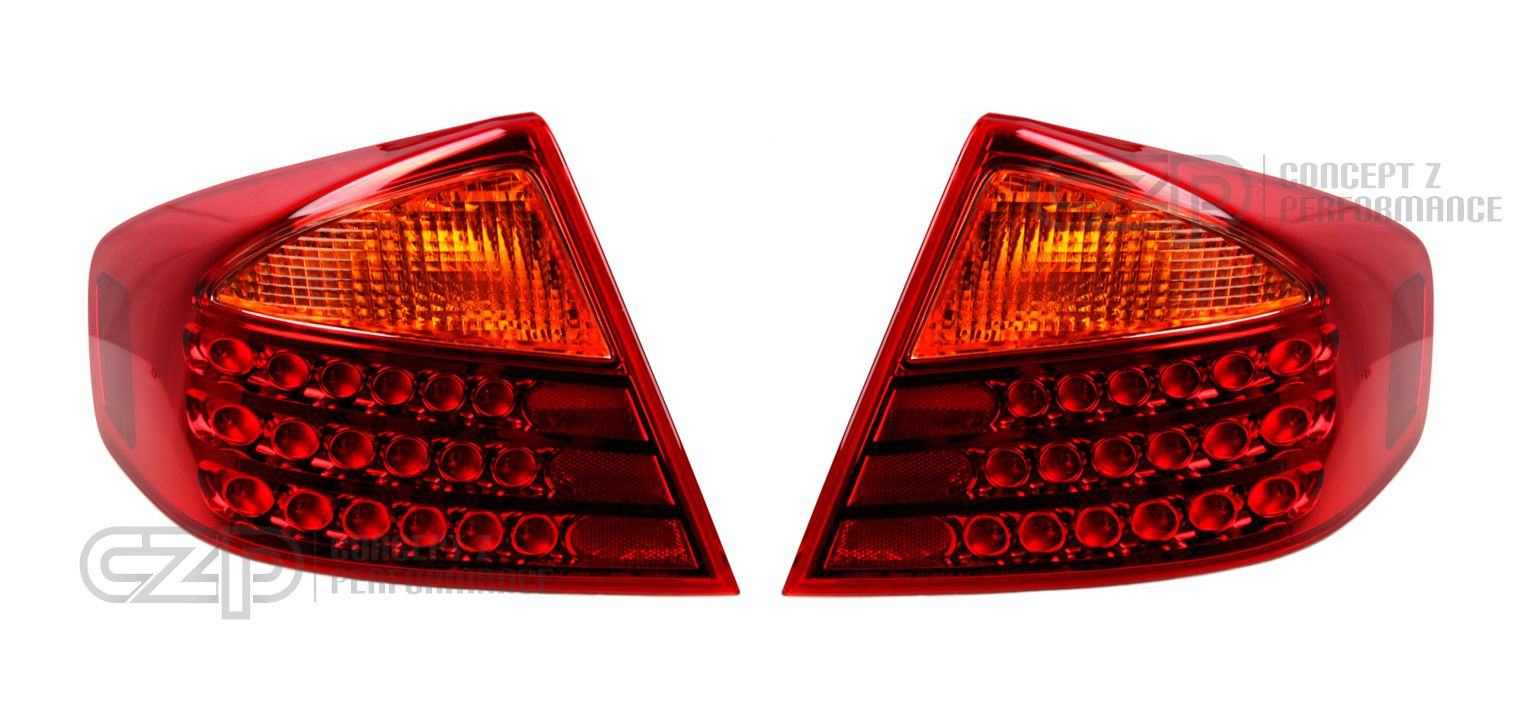 Body Electrical :: Lamps & Lighting :: Tail Lights - Concept
