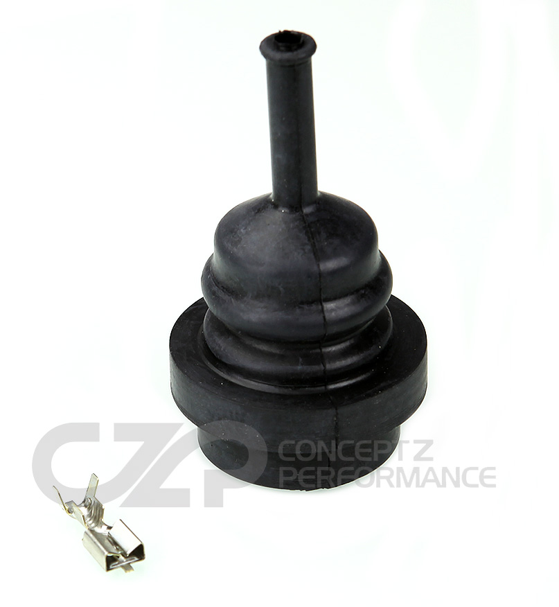 CZP Oil Sending Unit Boot - Nissan 300ZX Z32