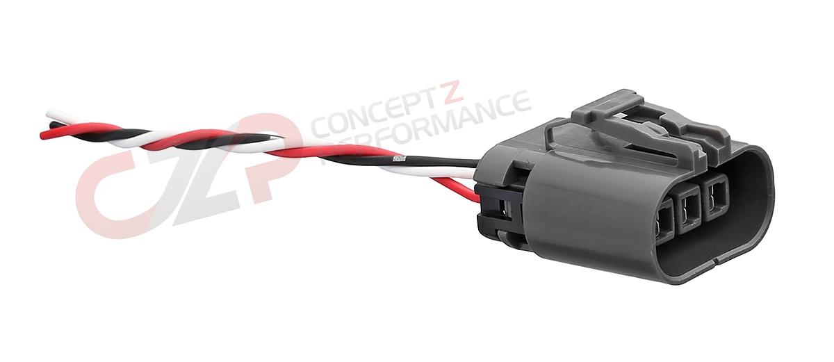 1990 300zx injector wiring harness 1990 300zx mafs wiring
