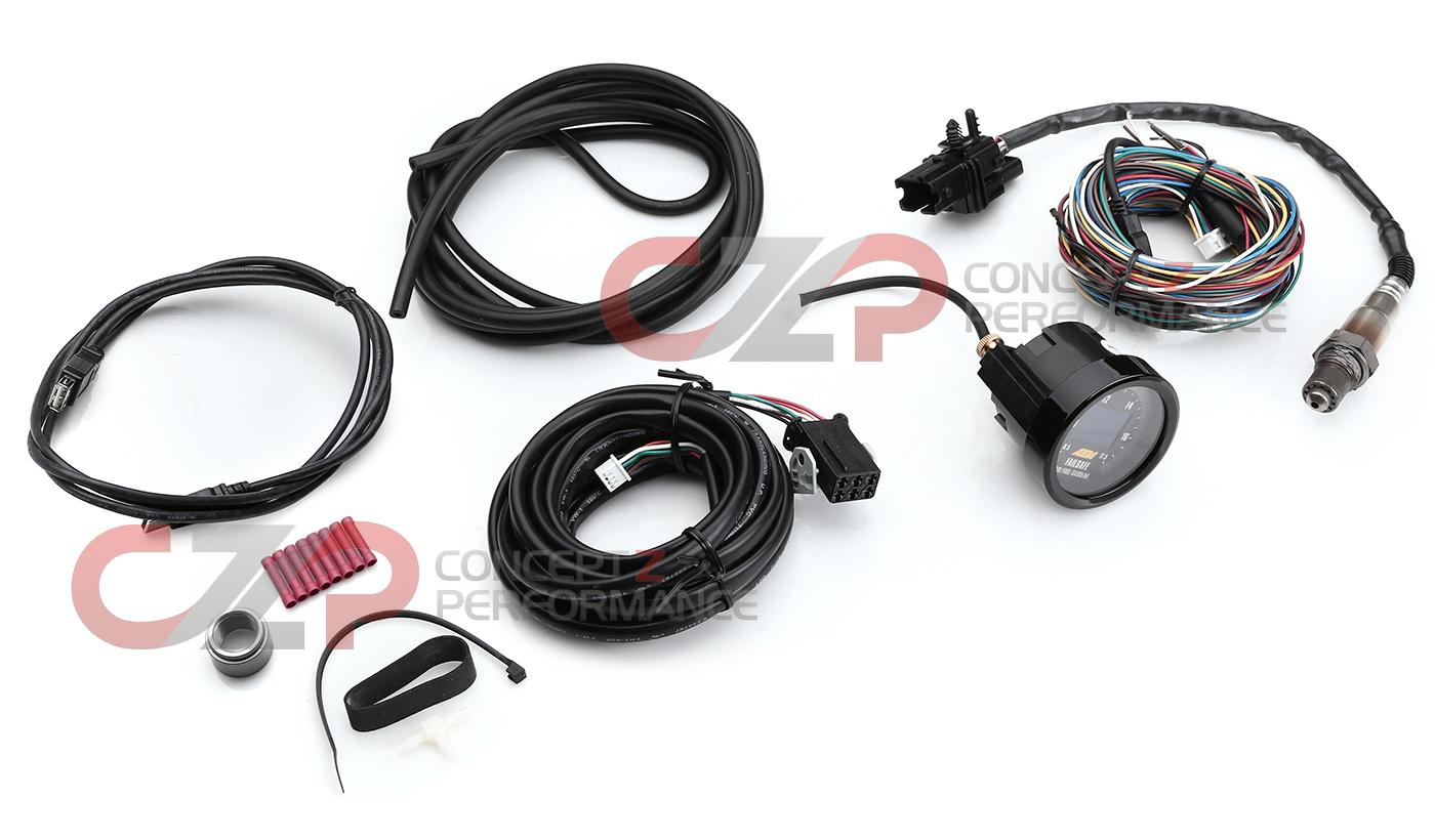 AEM 30-4900 Air Fuel Failsafe Wideband Air/Fuel & Boost-In-One Gauge ...