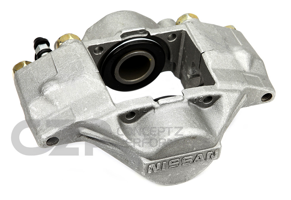 Centric 141.42532 300ZX Semi-Loaded Rebuilt Aluminum Brake Caliper Rear LH Z32