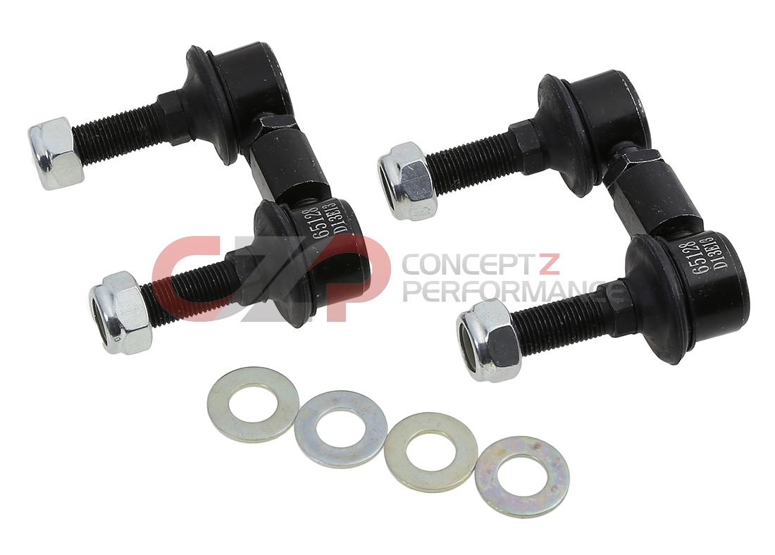Whiteline KLC172 GT-R Heavy Duty Adjustable Sway Bar Link Front R35