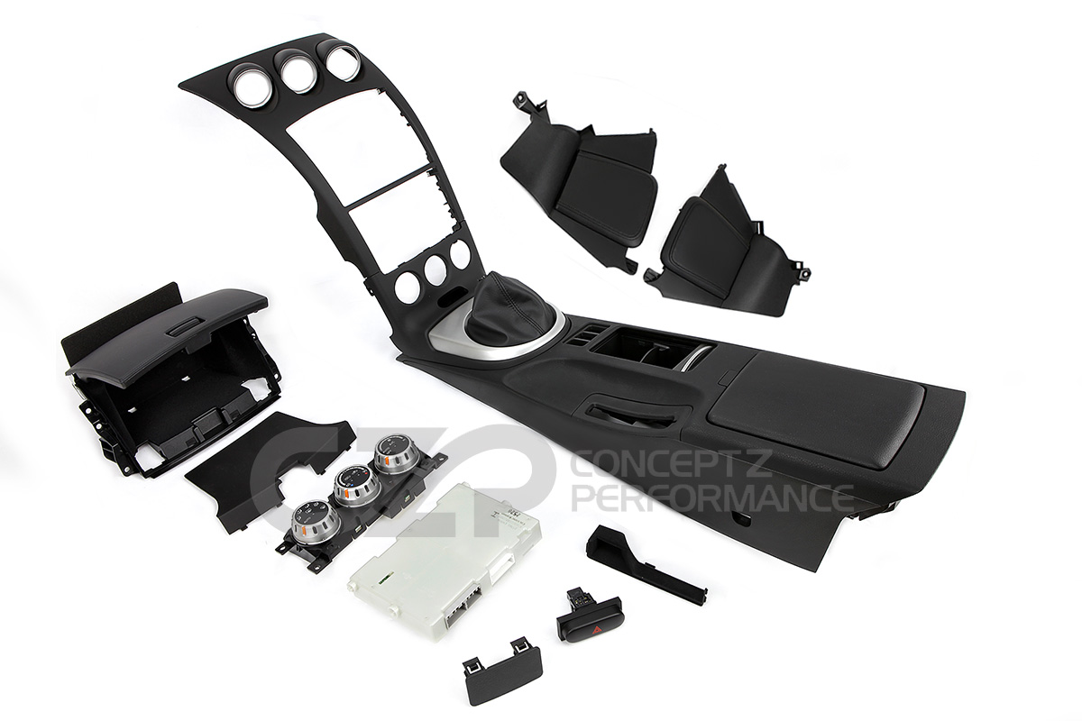 Nissan infiniti nissan oem 96911 conkt at interior conversion kit at nissan 350z 03 05 to for 350z interior replacement parts
