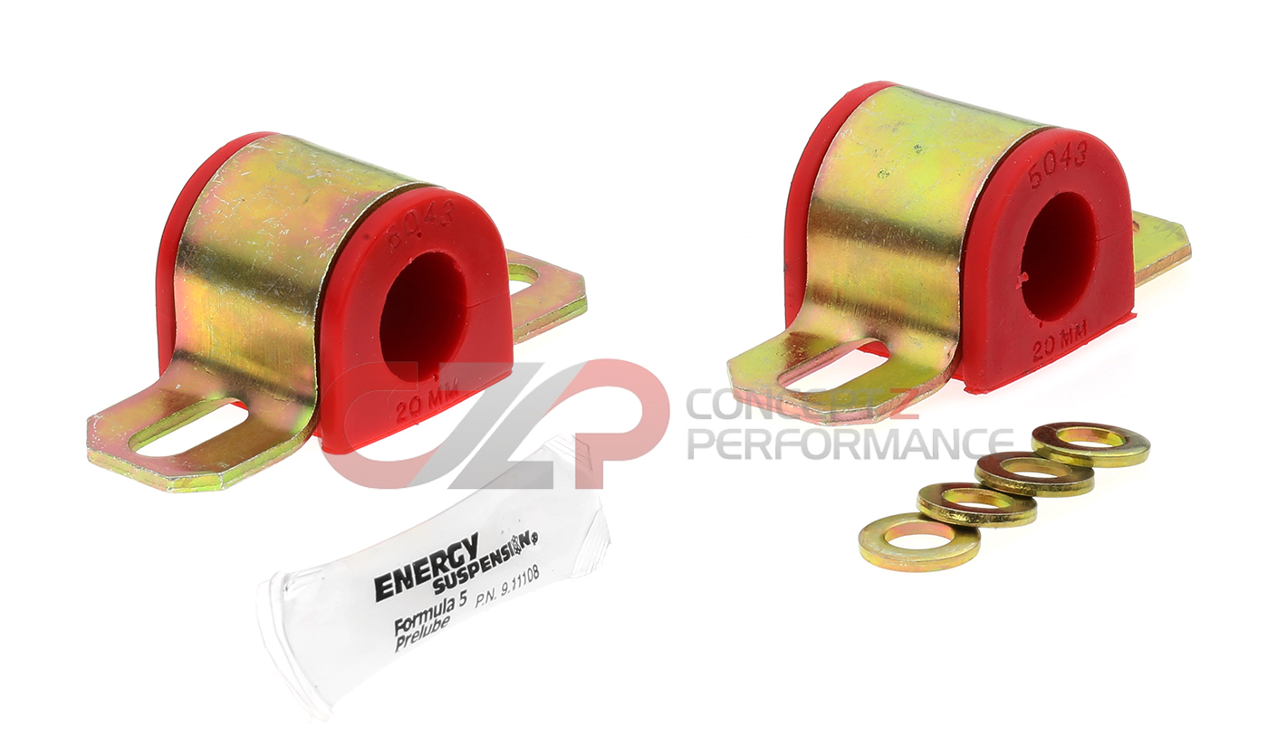 Energy Suspension Rear Sway Bar Bushings 16mm - Nissan 300ZX Non-Turbo Coupe 2-Seater Z32