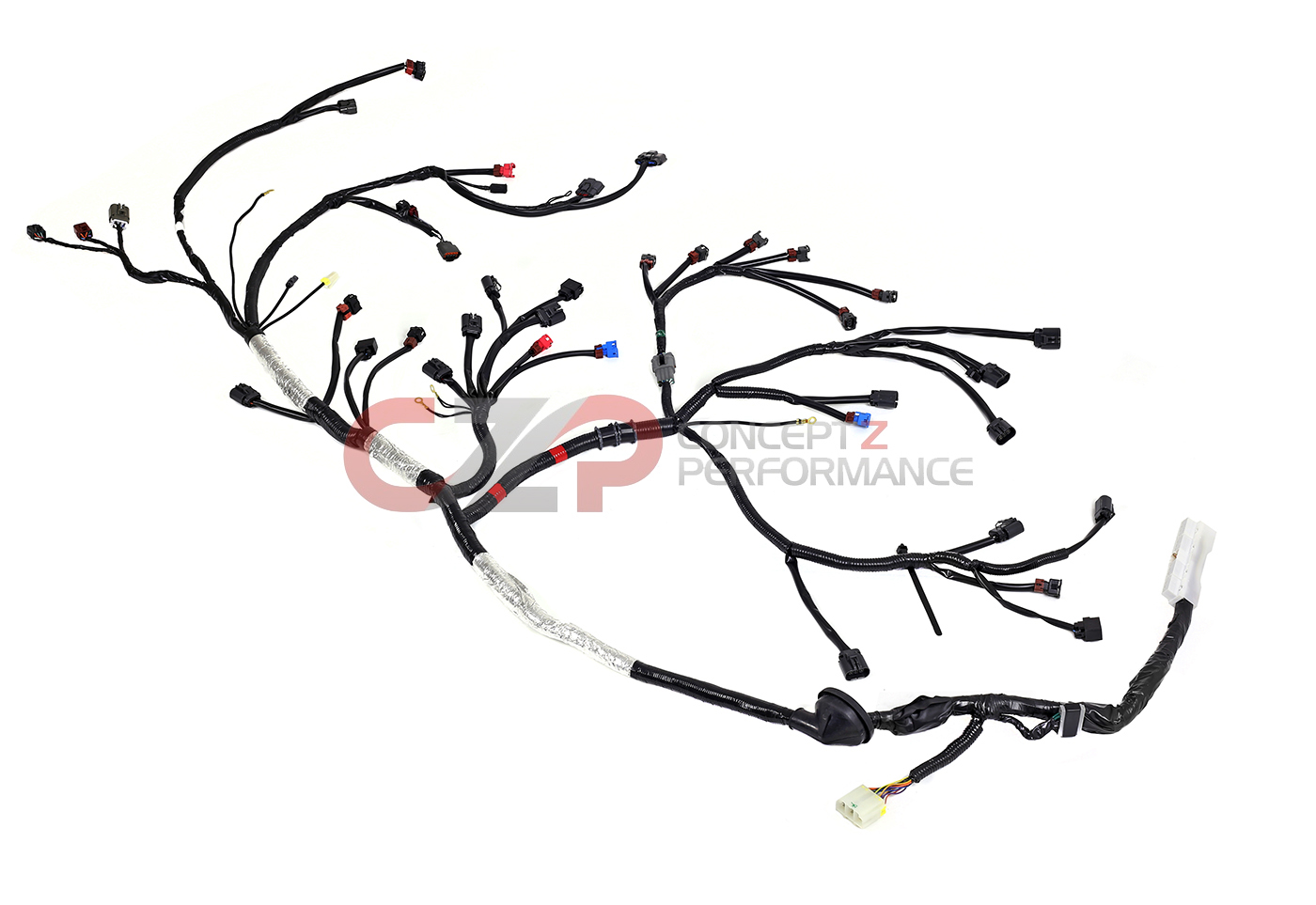 wiring specialties wrs z32rhd main efi engine wiring harness rh conceptzperformance com