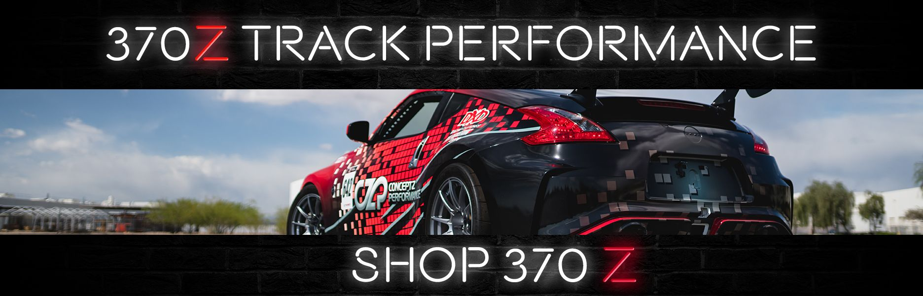 Black friday 370Z