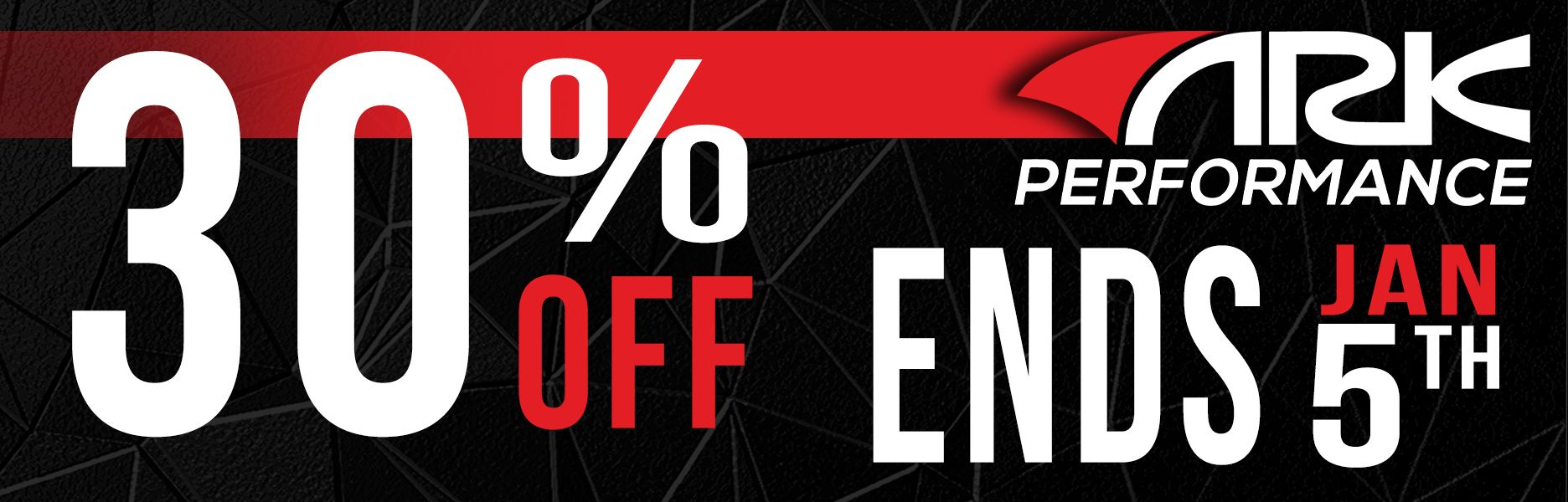 Ark Performance End of the Year Sale