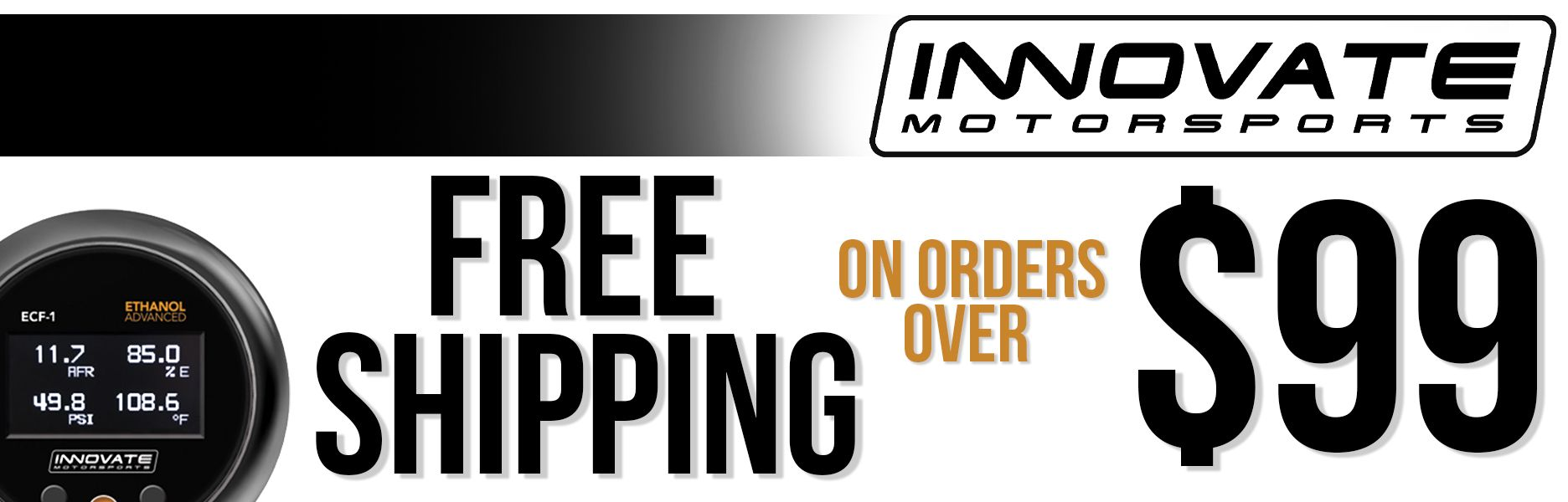 Innovate free shipping